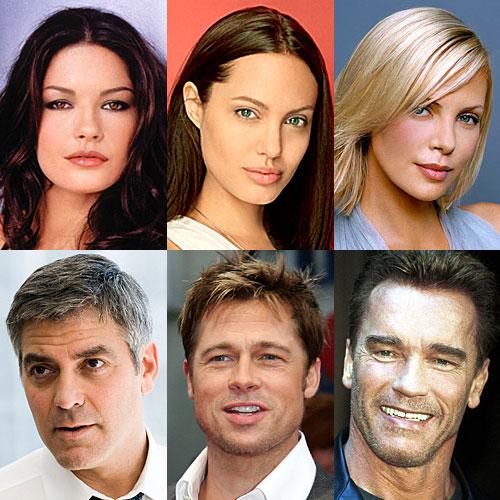 Wenn Männer am Computer ihre Traumfrauen gestalten, daddeln sie so lange herum, bis die Frauen wie Klone von Angelina Jolie, Charlize Theron oder Catherine Zeta Jones aussehen. Wenn Frauen dasselbe tun, ist es etwas komplizierter und nicht so eindeutig.